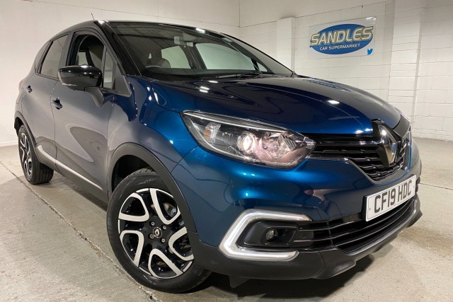 Renault Captur 1.3 Iconic Tce 5dr Suv 2019