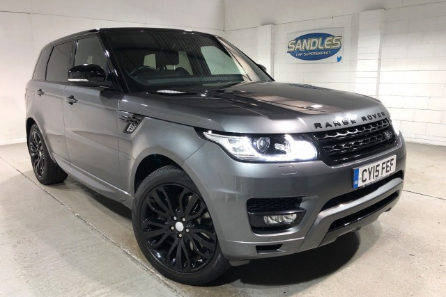 Land Rover Range Rover Sport 3.0 Sdv6 Hse Dynamic 5dr Suv 2015