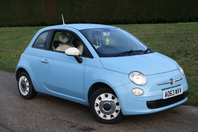 Fiat 500 1.2 Colour Therapy 3dr Hatchback 2013