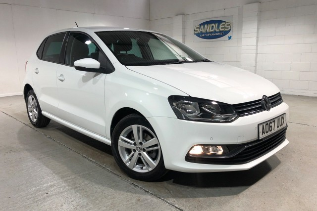 Volkswagen Polo 1.0 Match Edition 5dr Hatchback 2018