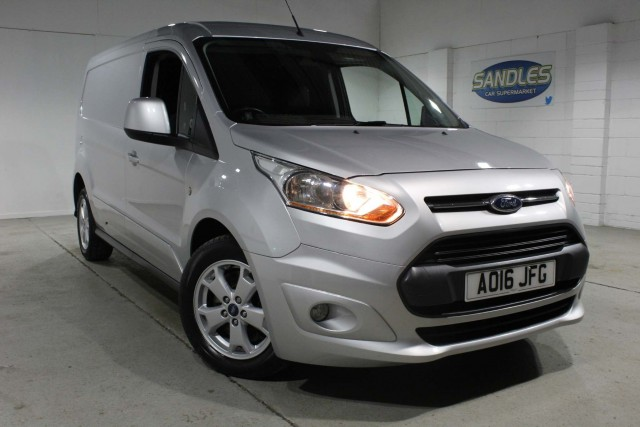 Ford Transit Connect 1.6 240 Limited P/v Panel Van 2016