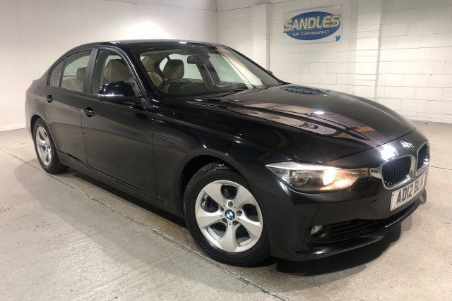 BMW 3 Series 2.0 320d Efficientdynamics 4dr Saloon 2012