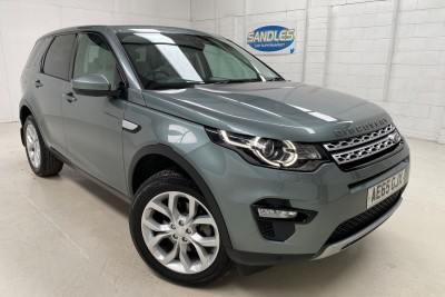 Land Rover Discovery Sport Td4 Hse