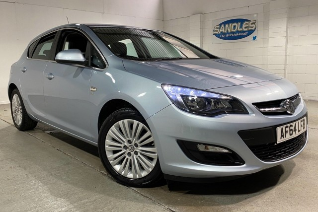 Vauxhall Astra 1.4 Excite 5dr Hatchback 2014