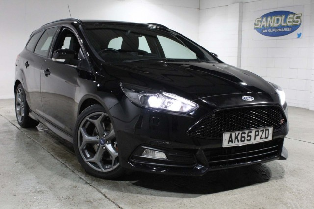 Ford Focus 2.0 St-3 TDCi 5dr Estate 2015