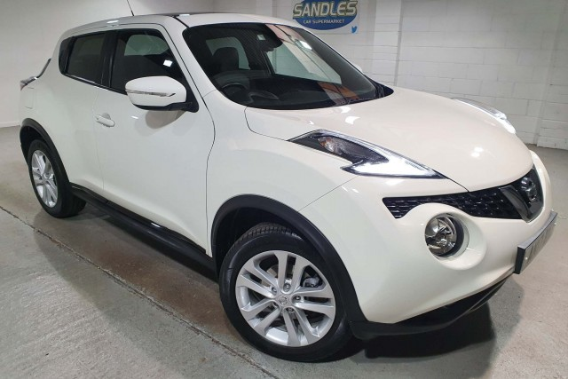 Nissan Juke 1.5 N-connecta Dci 5dr Suv 2017