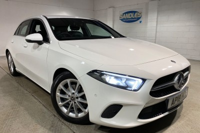 Mercedes Benz A-class A 180 D Sport Executive