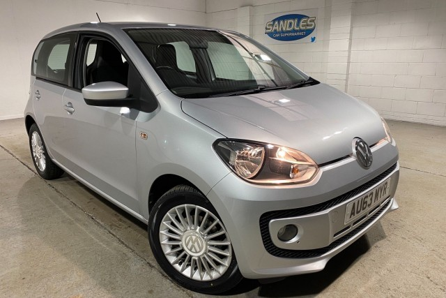 Volkswagen Up 1.0 High Up 5dr Hatchback 2013