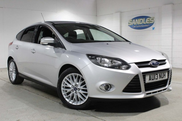 Ford Focus 1.0 Zetec 5dr Hatchback 2013