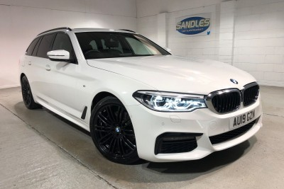 BMW 5 Series 530d Xdrive M Sport Touring