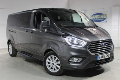 Ford Tourneo Custom 310 Titanium