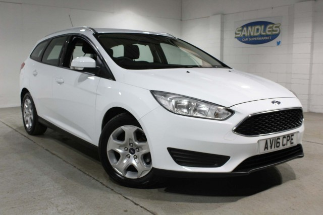 Ford Focus 1.5 Style TDCi 5dr Estate 2016