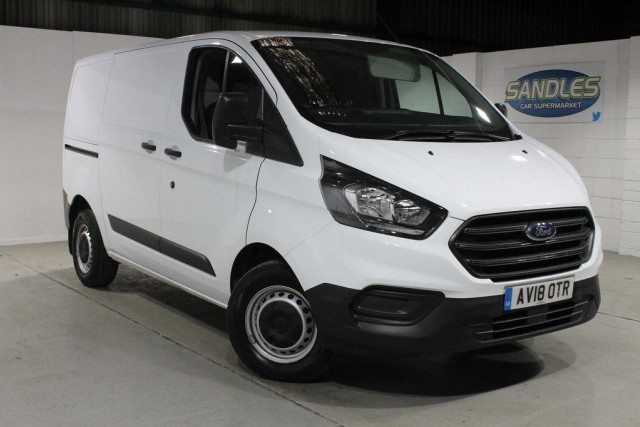 Ford Transit Custom 2.0 280 Base P/v L1 H1 Panel Van 2018