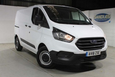 Ford Transit Custom 280 Base P/v L1 H1