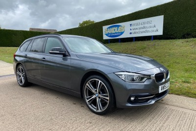 BMW 3 Series 320d Xdrive Sport Touring