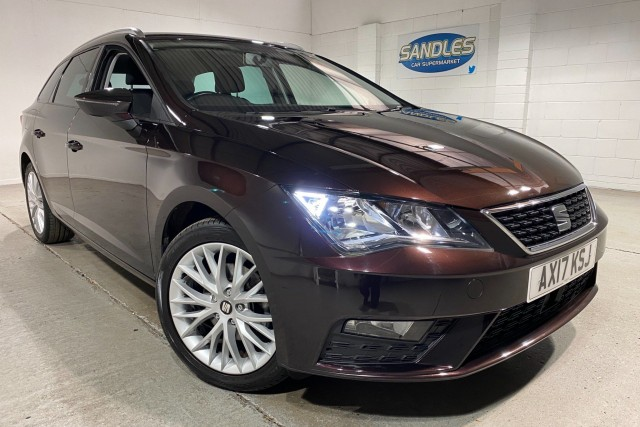 Seat Leon 1.6 TDi SE Dynamic Technology 5dr Hatchback 2017