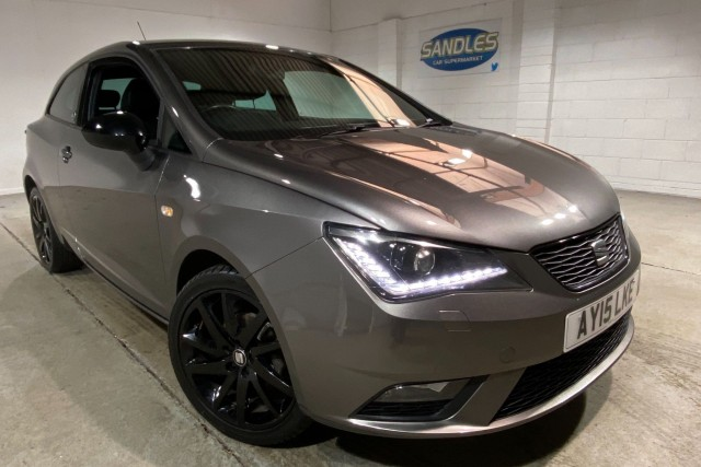 Seat Ibiza 1.4 30 Years 3dr Hatchback 2015