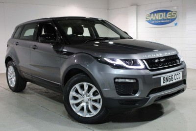 Land Rover Range Rover Evoque Td4 Se Tech