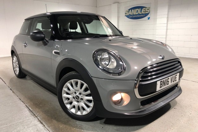 Mini Hatch 1.5 One D 3dr Hatchback 2016