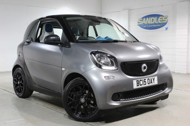 Smart Fortwo Coupe 1.0 Proxy 2dr Coupe 2015