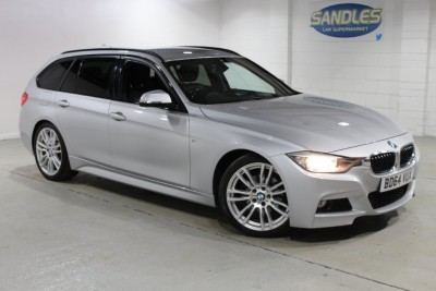 BMW 3 Series 320d M Sport Touring