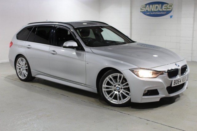 BMW 3 Series 2.0 320d M Sport Touring 5dr Estate 2014