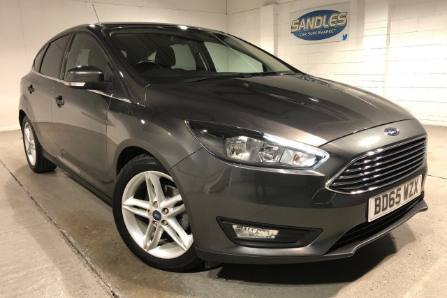 Ford Focus 1.5 Zetec TDCi 5dr Hatchback 2015