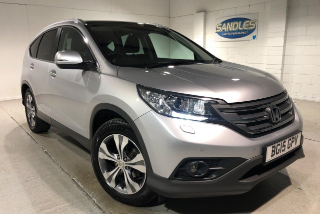 Honda Cr-v 2.0 I-vtec Ex 5dr Estate 2015