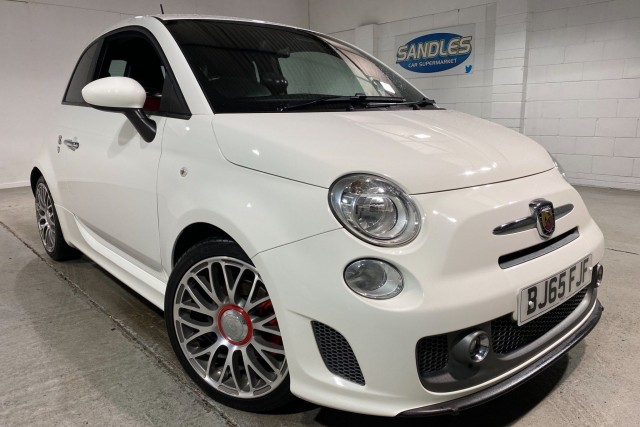Abarth 500 1.4 595 Turismo 3dr Hatchback 2015