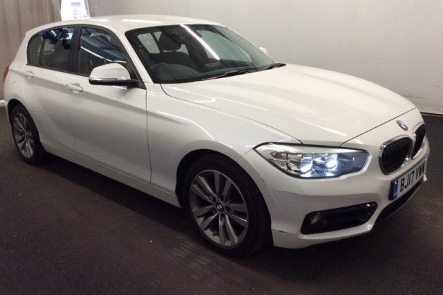 BMW 1 Series 1.5 118i Sport 5dr Hatchback 2017