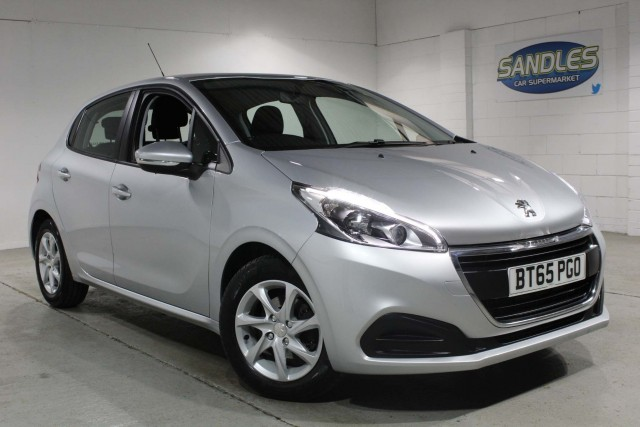 Peugeot 208 1.2 Active 5dr Hatchback 2015