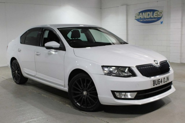 Skoda Octavia 1.6 Black Edition TDi Cr 5dr Hatchback 2014