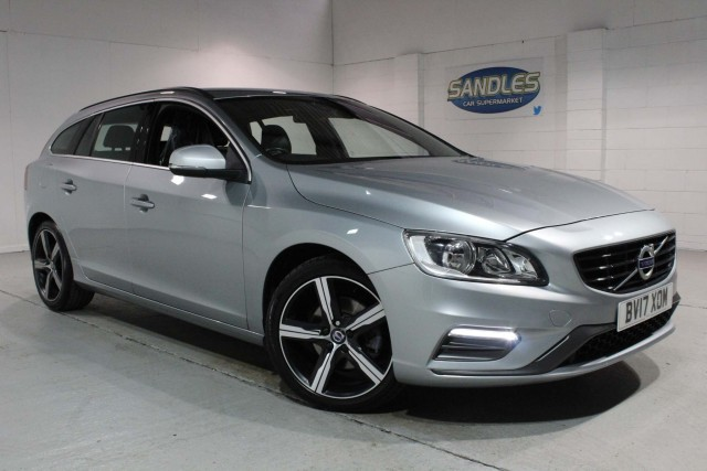 Volvo V60 2.0 D2 R-design Nav 5dr Estate 2017