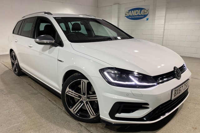 Volkswagen Golf 2.0 R Tsi DSG 5dr Estate 2017