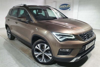 Seat Ateca Tdi Ecomotive Se Technology