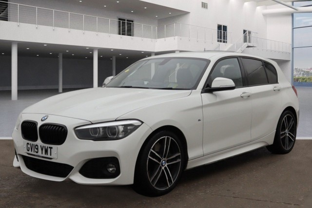 BMW 1 Series 1.5 118i M Sport Shadow Edition 5dr Hatchback 2019