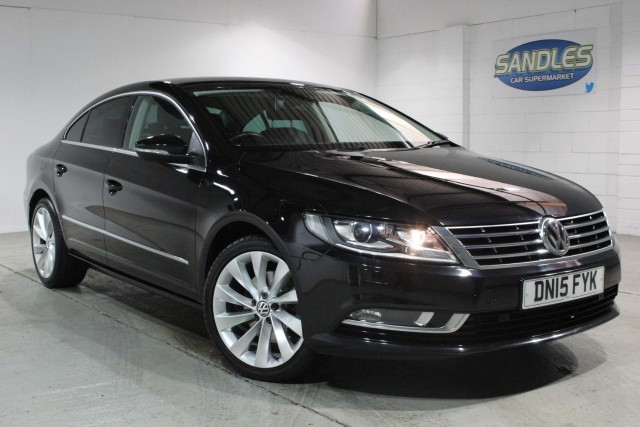 Volkswagen CC 2.0 GT TDi Bluemotion Technology 4dr Coupe 2015