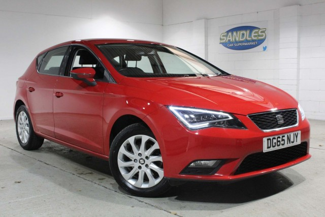 Seat Leon 1.6 TDi SE Technology 5dr Hatchback 2015