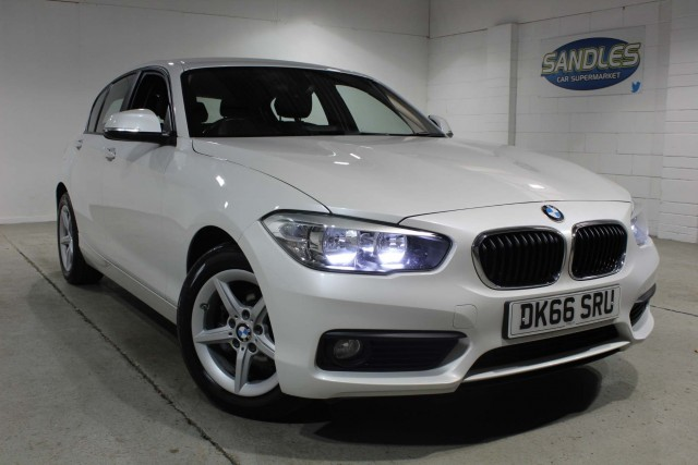 BMW 1 Series 1.5 116d Se 5dr Hatchback 2016