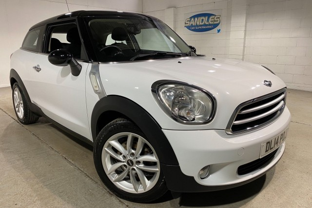 Mini Paceman 1.6 Cooper 3dr Coupe 2014