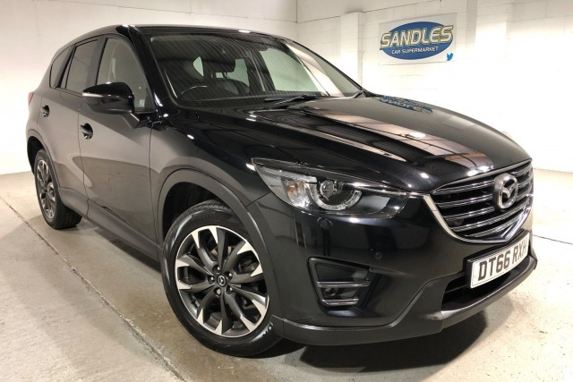 Mazda CX-5 2.0 Sport Nav 5dr Estate 2017