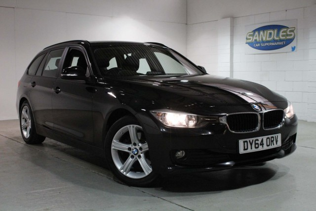 BMW 3 Series 2.0 320d SE Touring 5dr Estate 2014