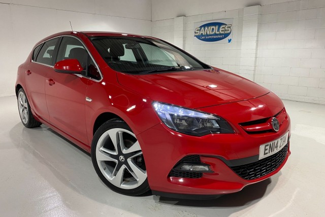 Vauxhall Astra 1.4 Limited Edition 5dr Hatchback 2014