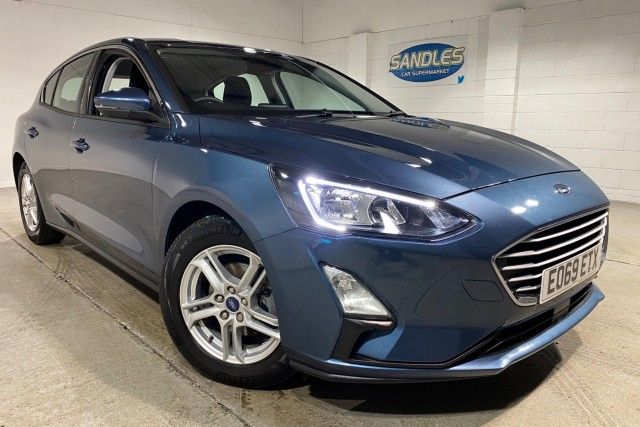 Ford Focus 1.5 Zetec TDCi 5dr Hatchback 2019