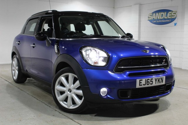 Mini Countryman 2.0 Cooper Sd 5dr Hatchback 2015