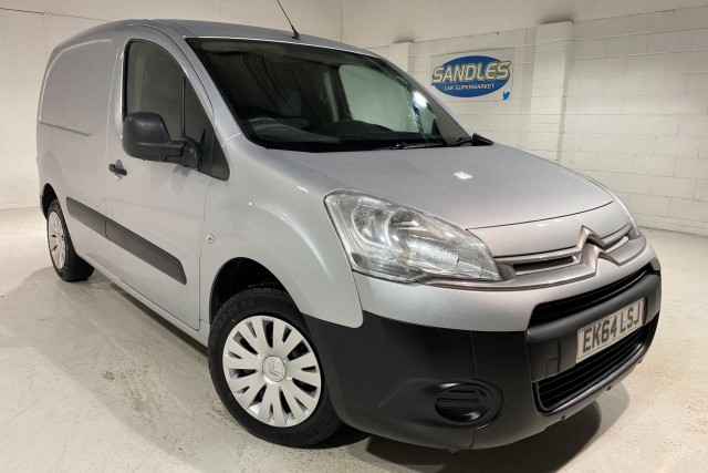Citroen Berlingo 1.6 625 Enterprise L1 HDi Panel Van 2014