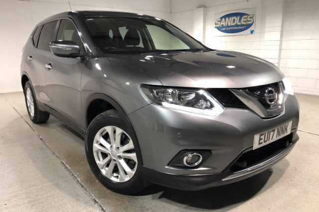 Nissan X-trail 1.6 Dci Acenta 5dr Estate 2017