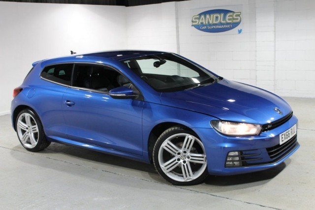 Volkswagen Scirocco 2.0 R Line TDi Bluemotion Technology 2dr Coupe 2016