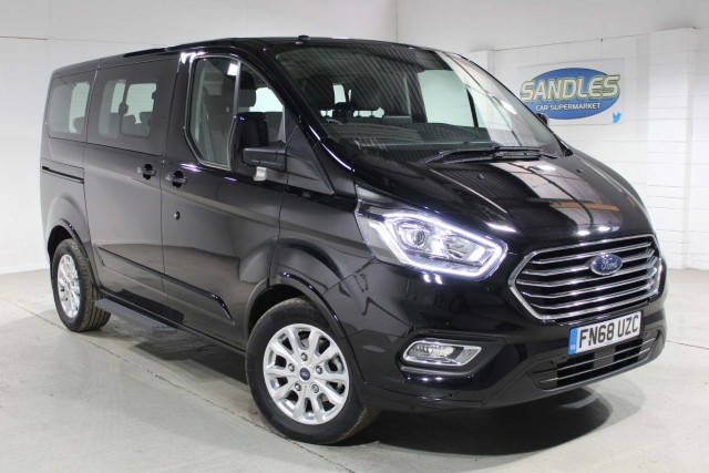 Ford Tourneo Custom 2.0 310 Titanium  2018