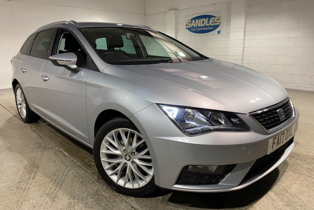 Seat Leon 1.6 TDi SE Dynamic Technology 5dr Estate 2017